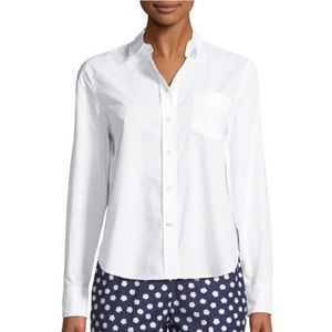 Kate Spade Broome Street Oxford Button Down shirt
